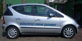 A-Klasse electric